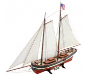 Artesanía Latina 22110-N Wooden Model Ship Kit: New Swift 1/50