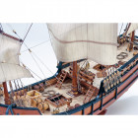 Artesanía Latina 22412 Wooden Model Ship: La Pinta Caravel 1/65