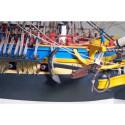 Artesanía Latina 22517-N Wooden Model Ship Kit: New Hermione La Fayette 1/89