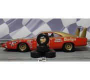 Paul Gage PGT-23103XD Urethane Tires 23x10x3mm (2 pcs)