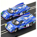 LE MANS miniatures Inaltera GT n°1 Henri Pescarolo & Jean-Pierre Beltoise