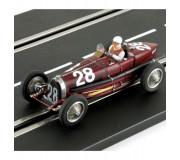 LE MANS miniatures Bugatti type 59 n°28 rouge