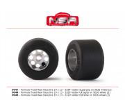 NSR 9048 3/32 Formula trued rear race tire ULTRAGRIP 19x13 (2 pcs)