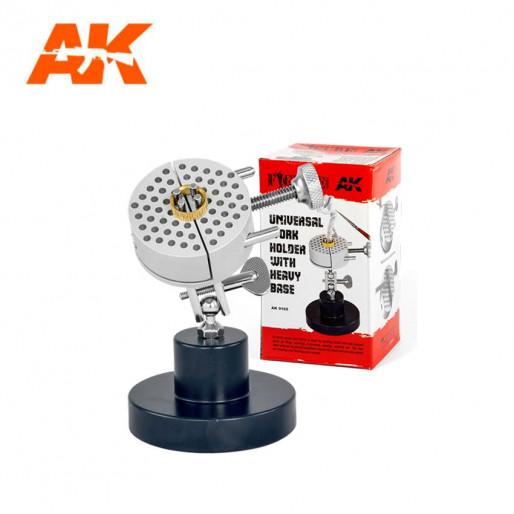 AK Interactive AK9165 Universal Work Holder with Heavy Base
