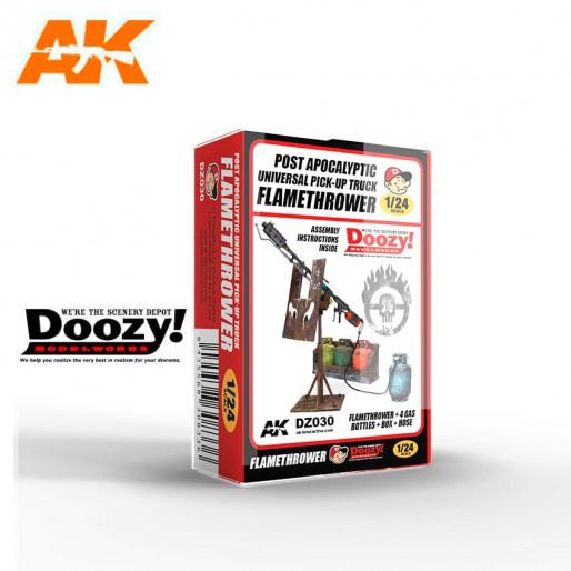Doozy DZ030 Post Apocalyiptic Universal Pick-Up Truck Flamethrower