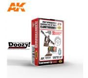 Doozy DZ030 Lance-Flammes Universel Post-Apocalyptique de Camionnette