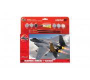 Airfix Large starter Set McDonnell Douglas™ F-15A Eagle™ 1:72