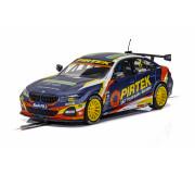 Scalextric C4194 BMW 330I M-Sport - BTCC 2019 - Andrew Jordan