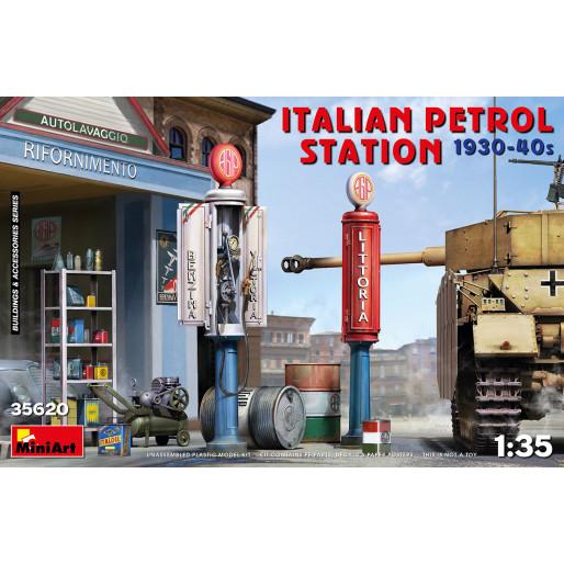MiniArt 35620 Station-Service Italienne 1930-40
