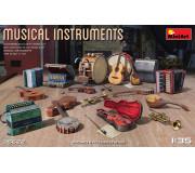 MiniArt 35622 Instruments de Musique