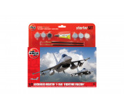 Airfix Large Starter Set General Dynamics F-16A® Fighting Falcon® 1:72