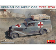 MiniArt 35297 German Delivery Car Type 170V