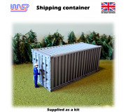 WASP Shipping Container