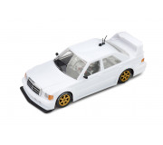 Slot.it CA44z White Kit Mercedes 190E with pre-painted and pre-assembled parts