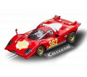 """Carrera DIGITAL 124 23899 Ferrari 512S Berlinetta """"No.382"""", Trieste-Opicina 1970"""