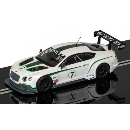 Scalextric C3514 Bentley Continental GT3, Breitling