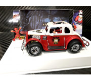 Pioneer P118 Santa Legends Racer '34 Ford Coupe, 'The Legends of Christmas' Red/White