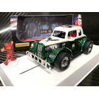 Pioneer P119 Santa Legends Racer '34 Ford Coupe, 'The Legends of Christmas' Green/White