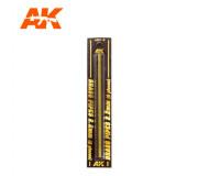 AK Interactive AK9101 Brass Pipes 0.2mm (2 pcs)