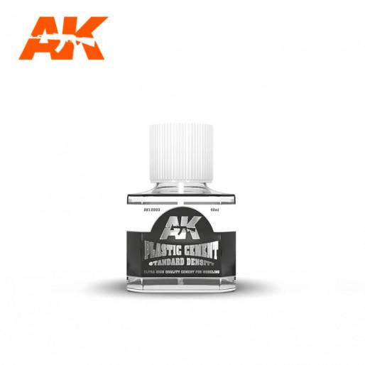 AK Interactive AK12003 Plastic Cement Standard Density