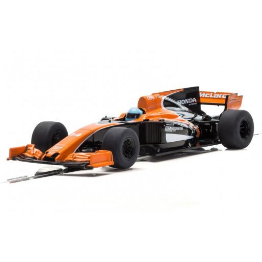 Scalextric C3956 McLaren Honda MCL32 Car - Alonso 2017