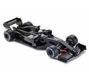 Policar CAR07-black F1 Monoposto - Black Body