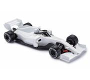 Policar CAR07-white F1 Monoposto - White Body
