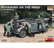 MiniArt 35295 Repairing on the Road