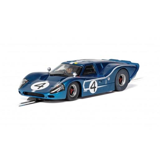 Scalextric C4031 Ford GT MK IV - 1967 LeMans 24Hrs - Denny Hulme/Lloyd Ruby No.4