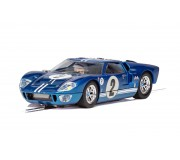 Scalextric C3916 Ford GT40 MKII - 12 Hour of Sebring 1967