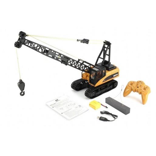 Huina 1572 RC Crawler Crane 1/14