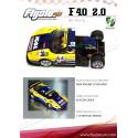 Flyslot 049101AV F40 LM 24H Le Mans 1996