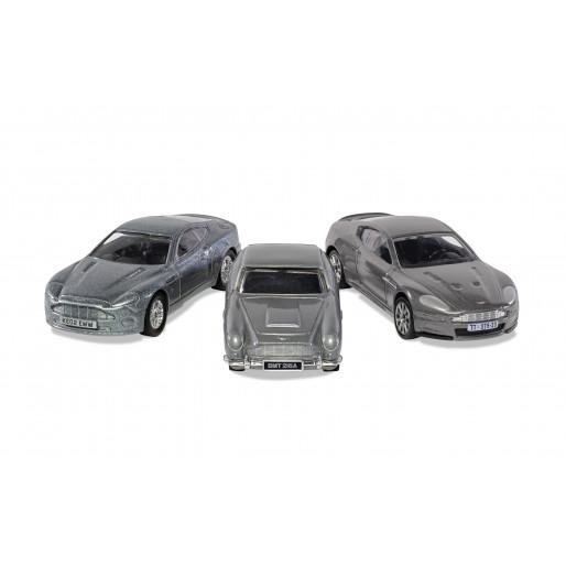Corgi Ty99284 James Bond Aston Martin Collection V12 Vanquish Db5 Dbs Slot Car Union