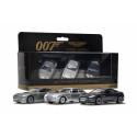 Corgi TY99284 James Bond Aston Martin Collection (V12 Vanquish, DB5, DBS)