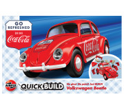 Airfix QUICKBUILD Coca-Cola VW Beetle