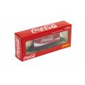 Hornby R6934 LWB Box Van, Coca-Cola
