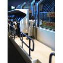 Slot Track Scenics SRAF 13 Equipe de Mur de Stand
