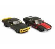 BRM Mustang Boss 302 / Camaro Z28 1969 – Special BRM Black Edition Twin Pack Box