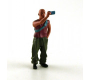 LE MANS miniatures Figurine Renaud le badaud version 2020