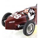 LE MANS miniatures Bugatti type 59 n°28 red