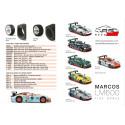 RevoSlot RS0070 Marcos LM600 GT2 - Gulf n.19