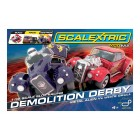 Scalextric Demolition Derby Set
