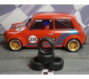Paul Gage XPG-20105LMDF Urethane Tires 20x10x5mm x2