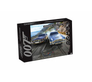 Micro Scalextric G1171 Coffret  James Bond 007 - Aston Martin DB5 vs V8 - Alimentation Piles