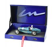 LE MANS miniatures Bugatti type 59 n°8 bleu ciel