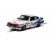 Scalextric C4222 Ford Capri MKIII - Spa 24hrs 1981 - Woodman, Buncombe & Clark
