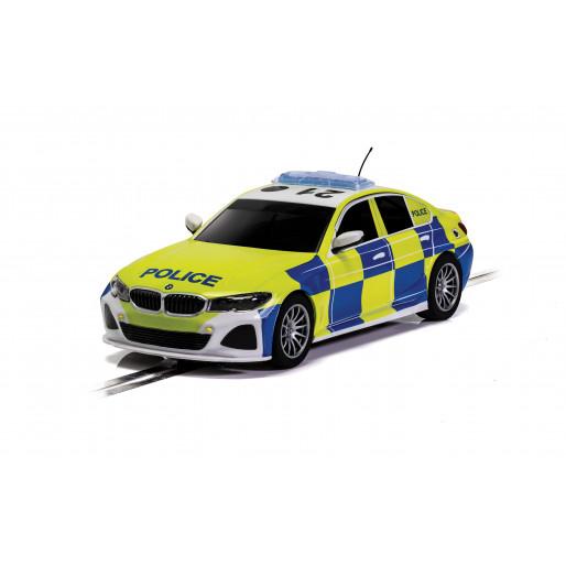 Scalextric C4165 BMW 330i M-Sport - Police Car