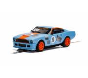 Scalextric C4209 Aston Martin V8 - Gulf Edition - Rikki Cann Racing