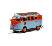 Scalextric C4217 VW T1b Microbus - ROFGO Gulf Collection - JW Automotive