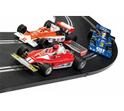 Scalextric C4184A McLaren M23 & 312T & Tyrrell P34 - 1976 British GP Triple Pack